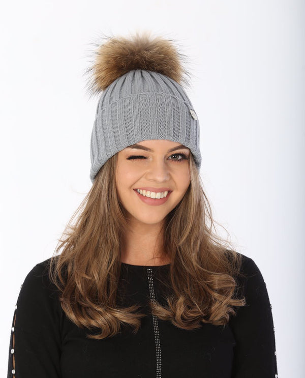 Original MSC Pom in Faux Fur - MSC The Store