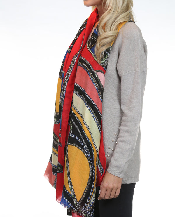 Elsie Scarf - MSC The Store