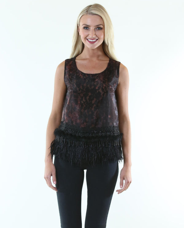 Feather Top - MSC The Store