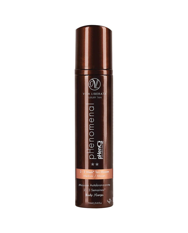 Phenomenal 2-3 week Mousse shade Medium (250ml)