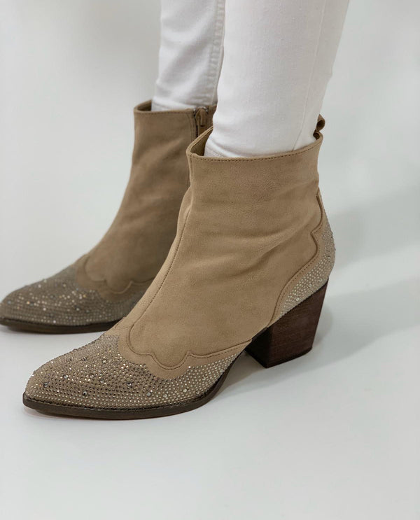 Taylor Ankle Boots