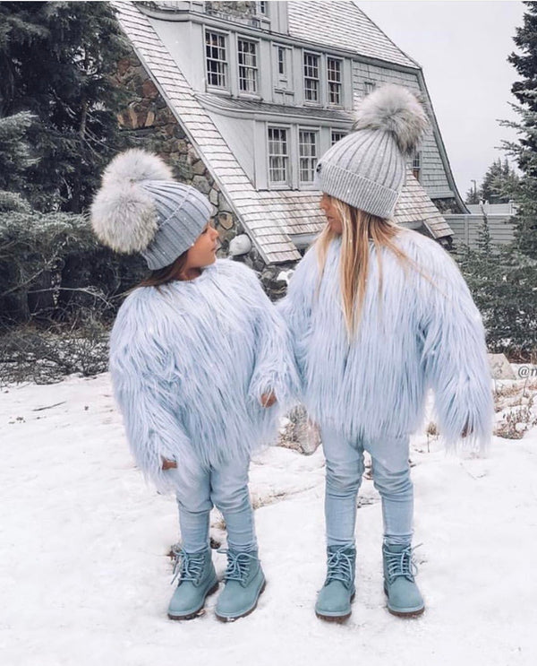 Kids Luxe Poms - MSC The Store