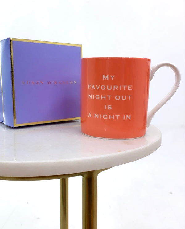 Mug : My Favourite Night Out