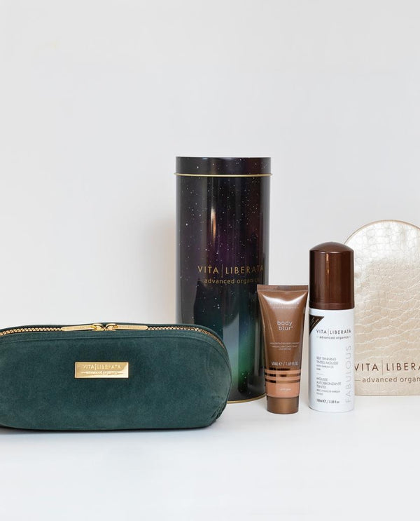 Fabulous Tan & Glow Discovery Gift Set - Mousse