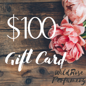 WildRose Perfumery Gift Card