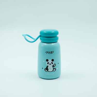Youp Stainless steel aqua blue color kids water bottle YP302 - 300 ml