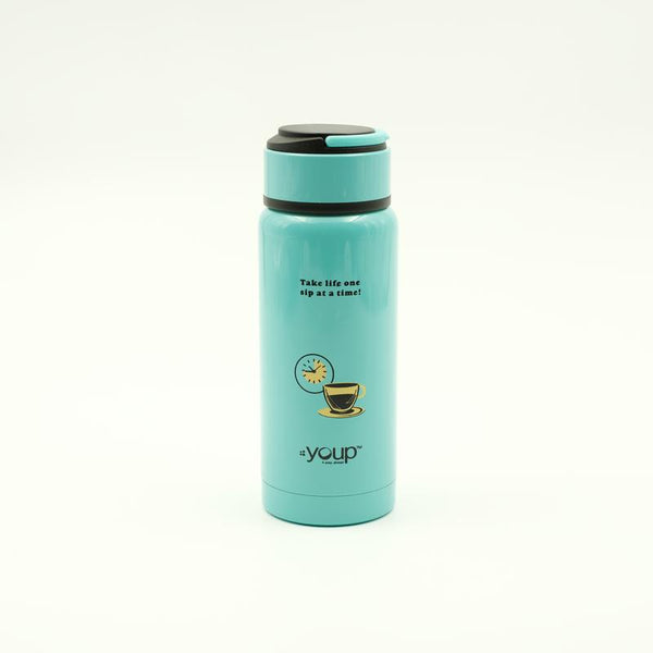 Youp Thermosteel aqua blue color kids water bottle YP261 - 260 ml