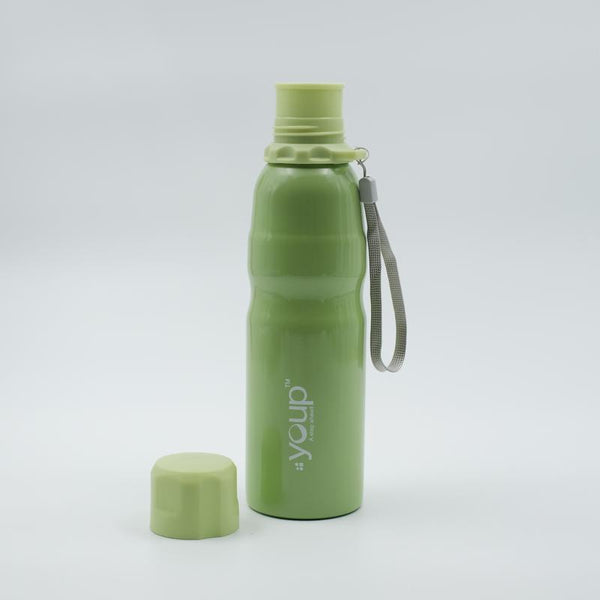 Youp Thermosteel green color sports series bottle YPS7506 - 750 ml