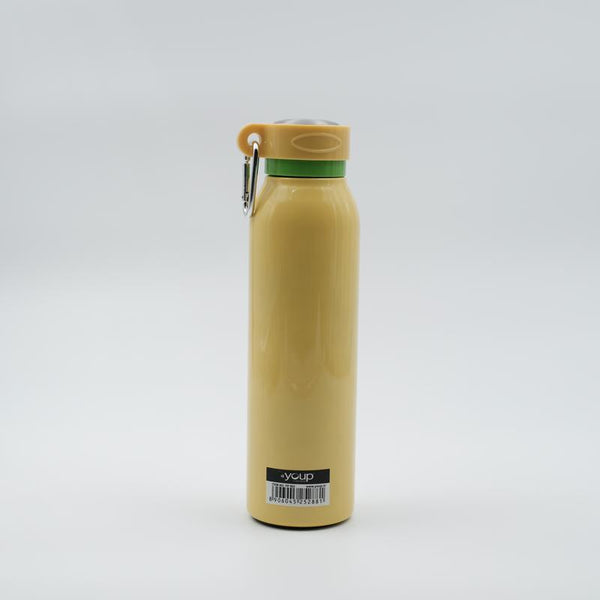 Youp Thermosteel yellow color water bottle YP503 - 500 ml