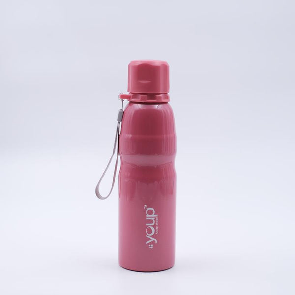 Youp Thermosteel pink color sports series bottle YPS7506 - 750 ml