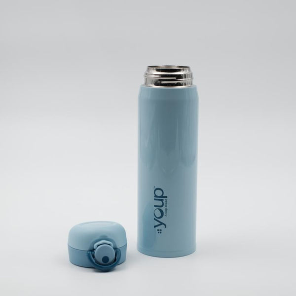 Youp Thermosteel blue color water bottle YP508 - 500 ml