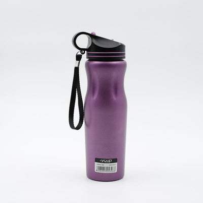 Youp Thermosteel purple color sports series sipper bottle YPS8502 - 850 ml