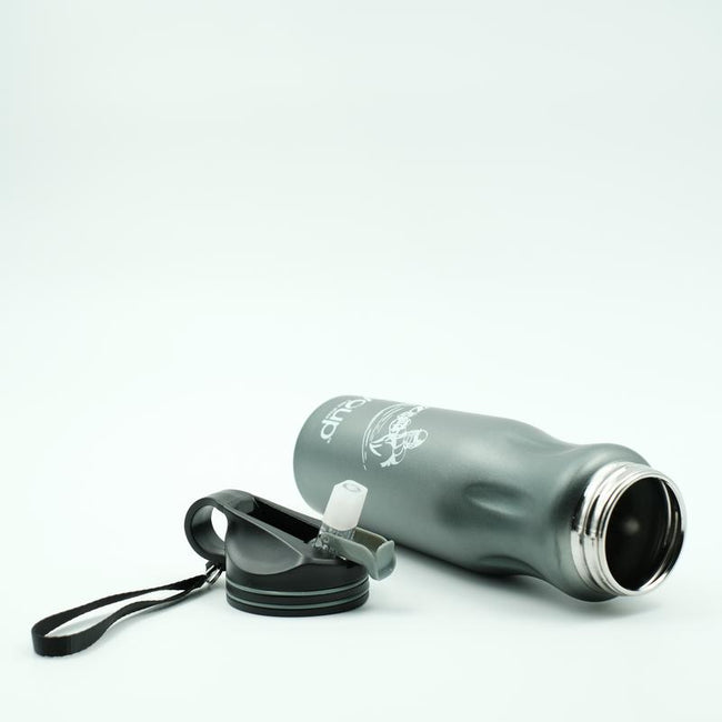 Youp Thermosteel dark grey color sports series sipper bottle YPS8502 - 850 ml