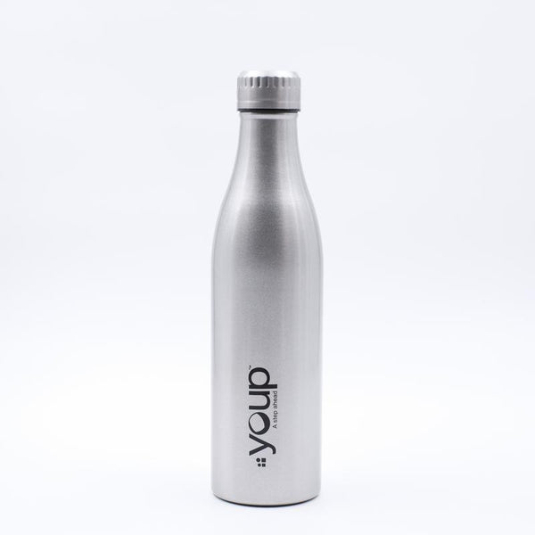 Youp Thermosteel silver color Bottle YP802 - 800 ml