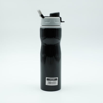 Youp Thermosteel black color sports series sipper bottle YPS7505 - 750 ml