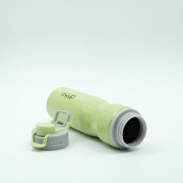 Youp Thermosteel lime green color sports series sipper bottle YPS7505 - 750 ml