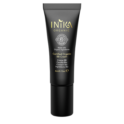 Inika Organic Certified BB Cream Porcelain MINI 4ml (halal/vegan)