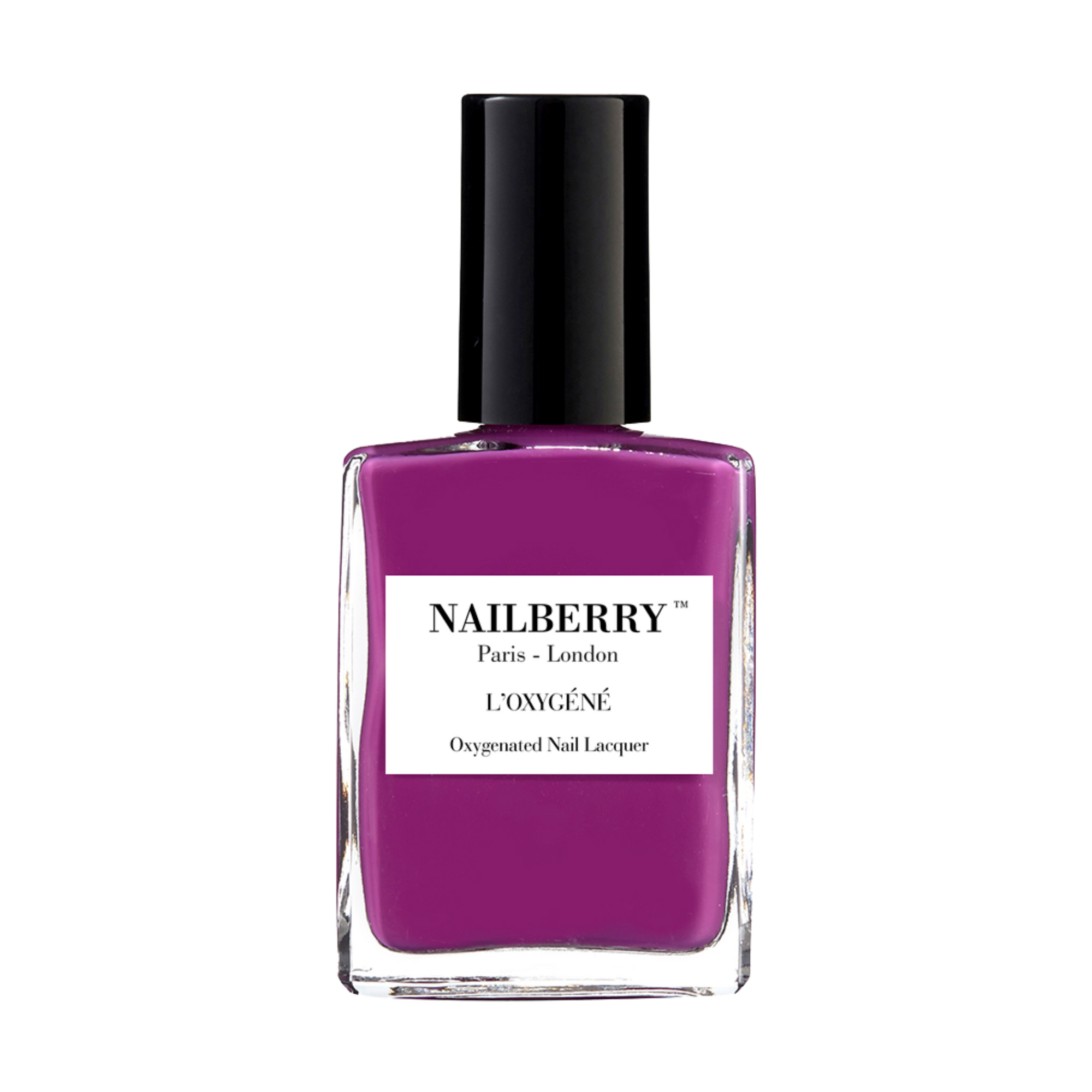 Nailberry Extravagant Oxygenated plum 15ml (halal/vegan)