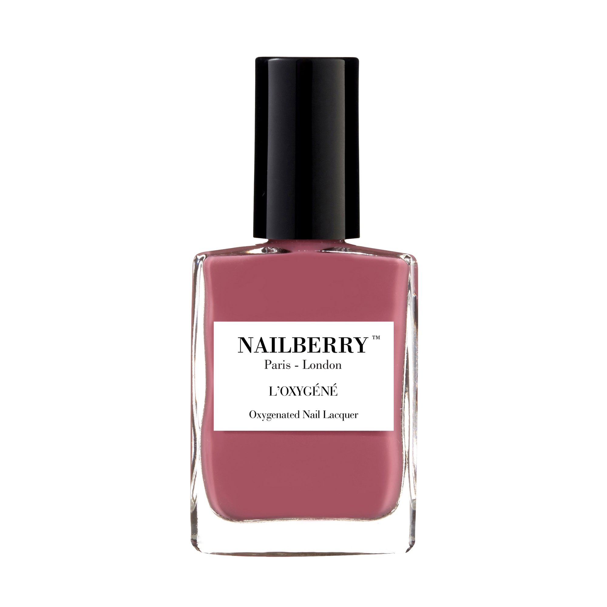 Nailberry Fashionista Oxygenated raspberry purple 15ml (halal/vegan)