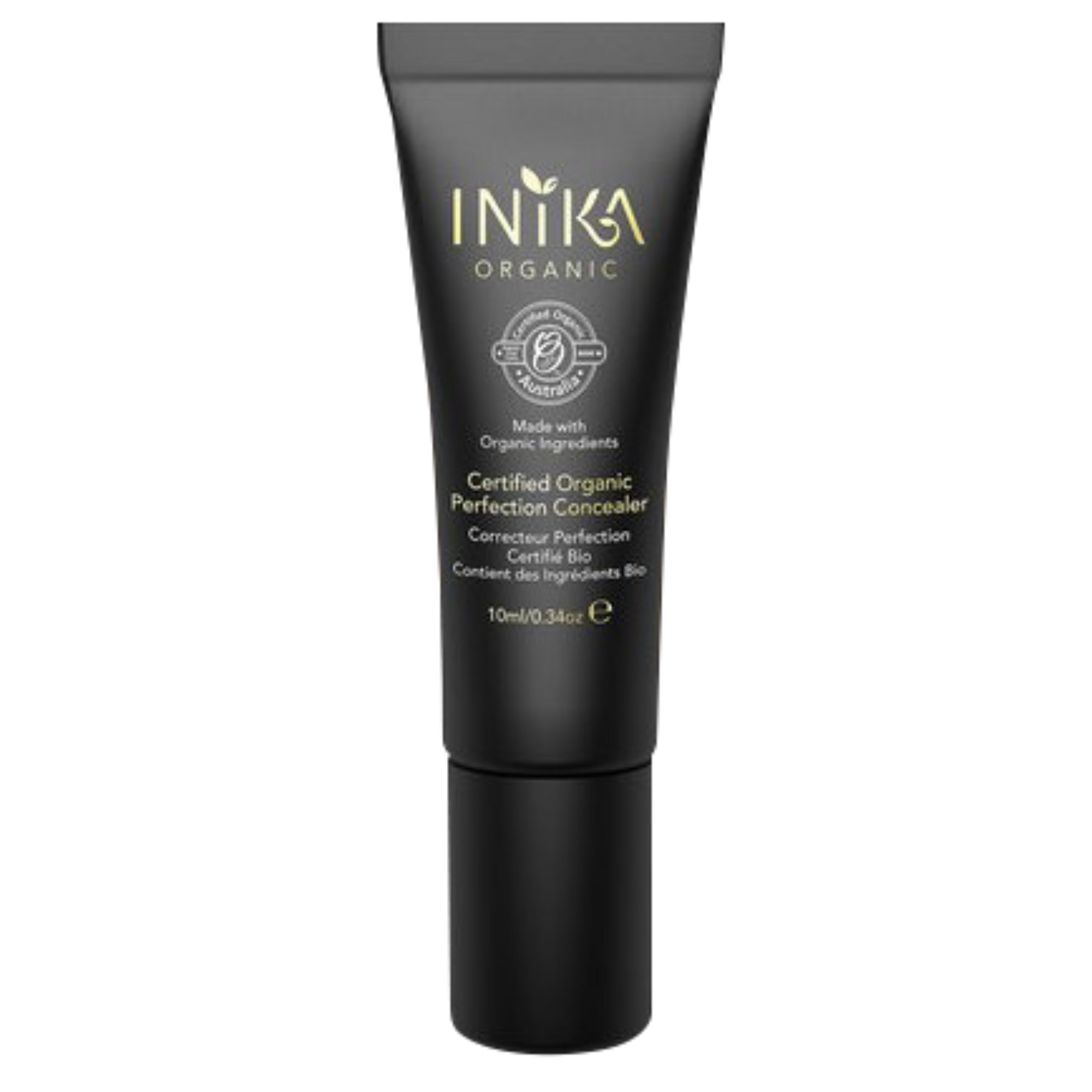 Inika Organic Certified Concealer Medium MINI 4ml (halal/vegan)