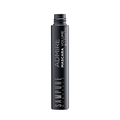 Sampure Minerals Mascara ADMIRE - Volume & Length Brown (halal/vegan)