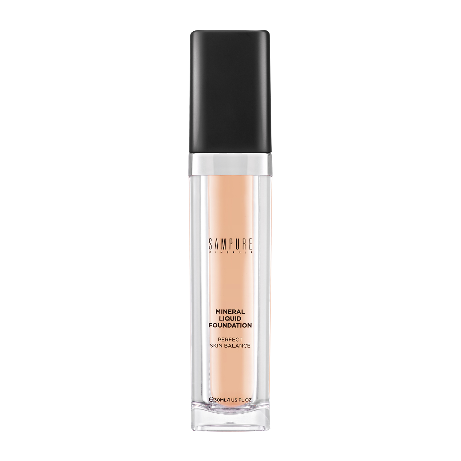 Sampure Minerals Perfect Balance Liquid Foundation 140 (halal/vegan)