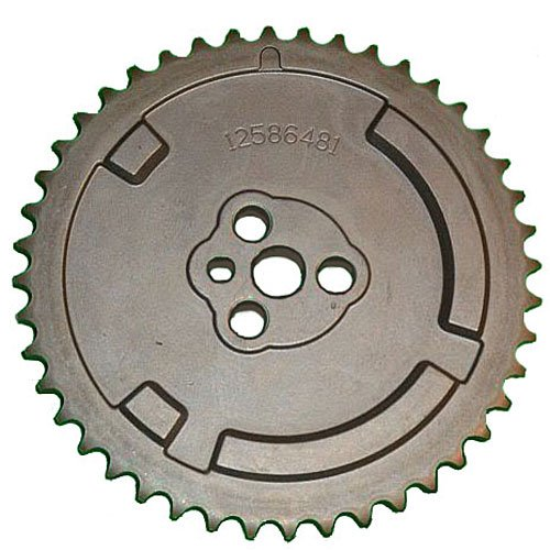 3V Performance 12586481; Chevrolet; Gen III/IV LS; 3-Bolt; 4X; Camshaft Timing Gear