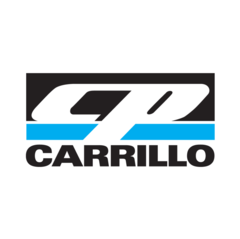 "CP-Carrillo Bullet; LS; 4.125"" Bore; 4.000"" Stroke; 6.125"" Rod; 1.120"" Compression Height; -4.6cc Flat Top; 2618 Aluminum; 12° Heads; Pistons BLSR1204-STD"