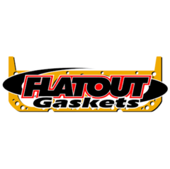 3V Performance Custom Flatout;  LS;  4.145 Bore;  0.050 Thick;  Copper; Head Gasket Pair 9256-4125-050