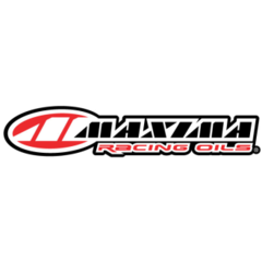 Maxima Racing Oils Semi-Syn High Performance; Synthetic Blend; 10W40; Gallon; Engine Oil 39-349128B