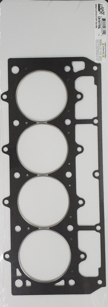 "Athena-SCE Vulcan Cut-Ring; LS; 4.174"" Bore; 0.059"" Thick; Left Side; Head Gasket CR191759L"