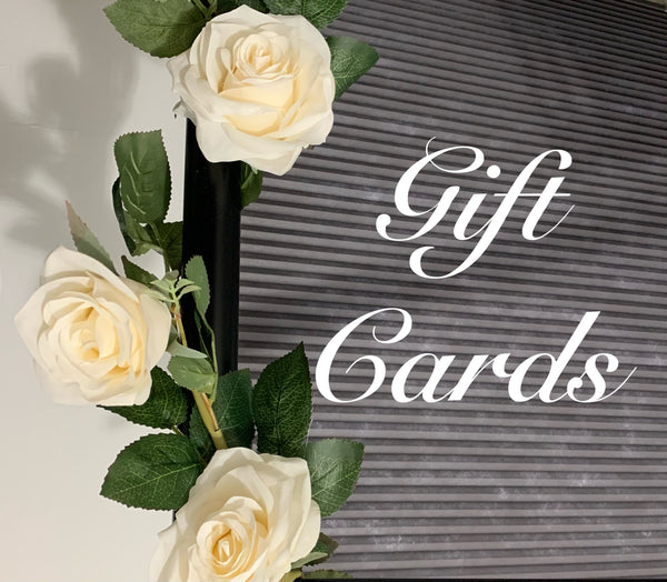 Suzie's Boutique Gift Card