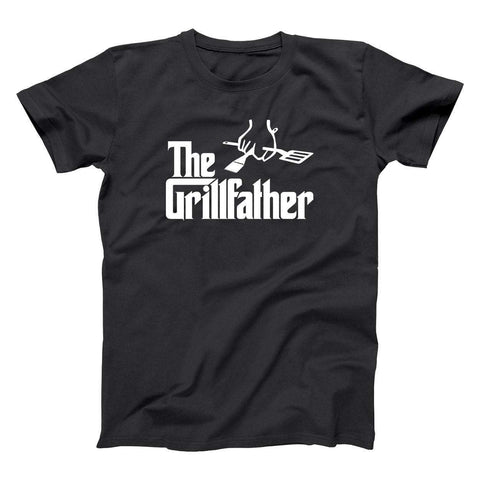 The Grill Father Men's T-Shirt-DooMahickeys