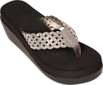 Kiawah Pewter Wedges