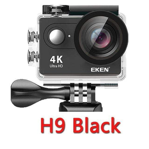Original EKEN Action Camera eken H9 Ultra HD 4K WiFi Remote Control Sports Video Camcorder DVR DV go Waterproof pro Camera-DooMahickeys