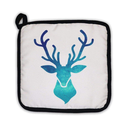 Potholder, Deer Head-DooMahickeys