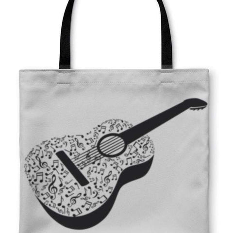Tote Bag, Guitar-DooMahickeys