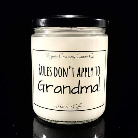 No Rules Grandma!-DooMahickeys