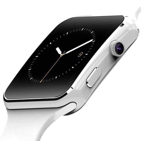 X6 Smart Watch with Camera and a Touch Screen-Smart-DooMahickeys