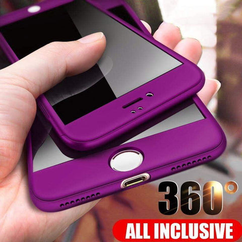 ZNP 360 Full Protective Phone Case For iPhone-Gadgets & Gizmos-eprolo-DooMahickeys