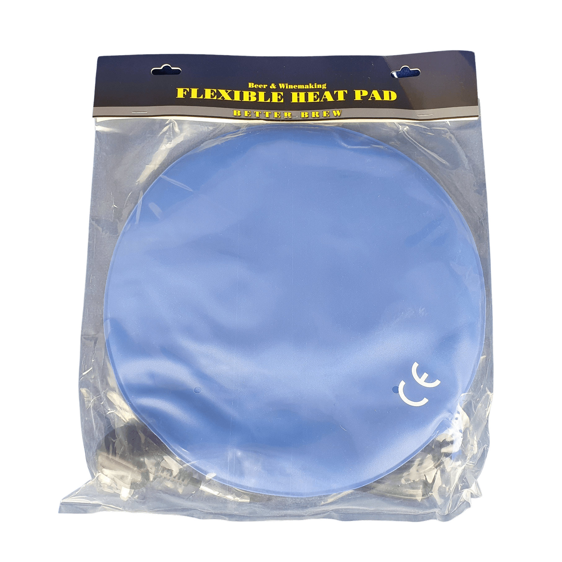 Flexible Homebrewing Heat Pad