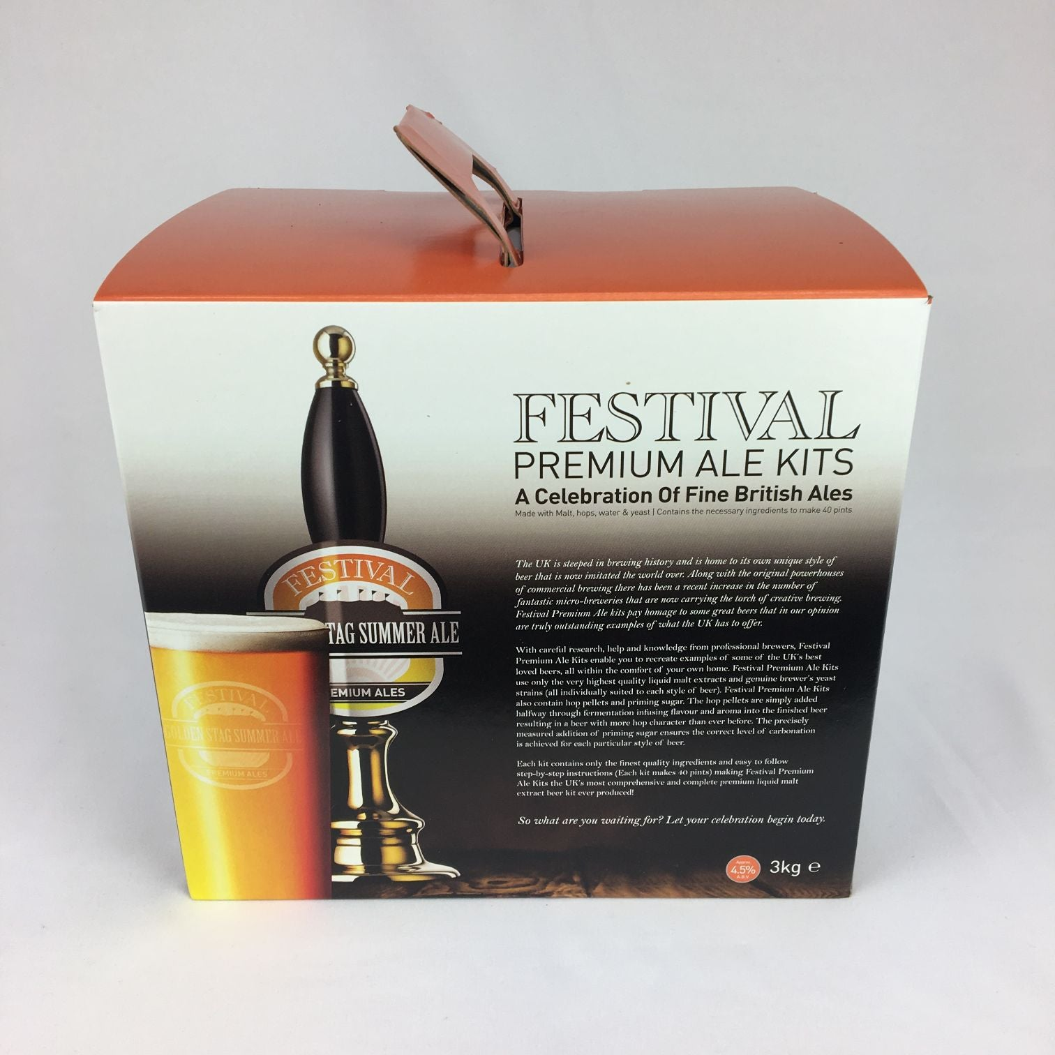 Festival Golden Stag Summer Ale Refill Kit