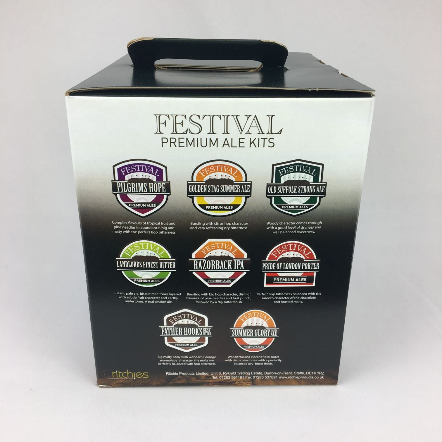 Festival Old Suffolk Strong Ale Refill Kit