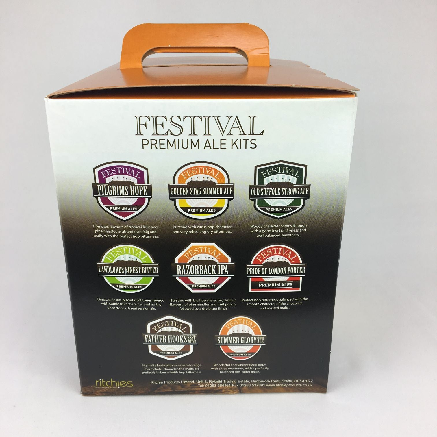 Festival Summer Glory Golden Ale Refill Kit