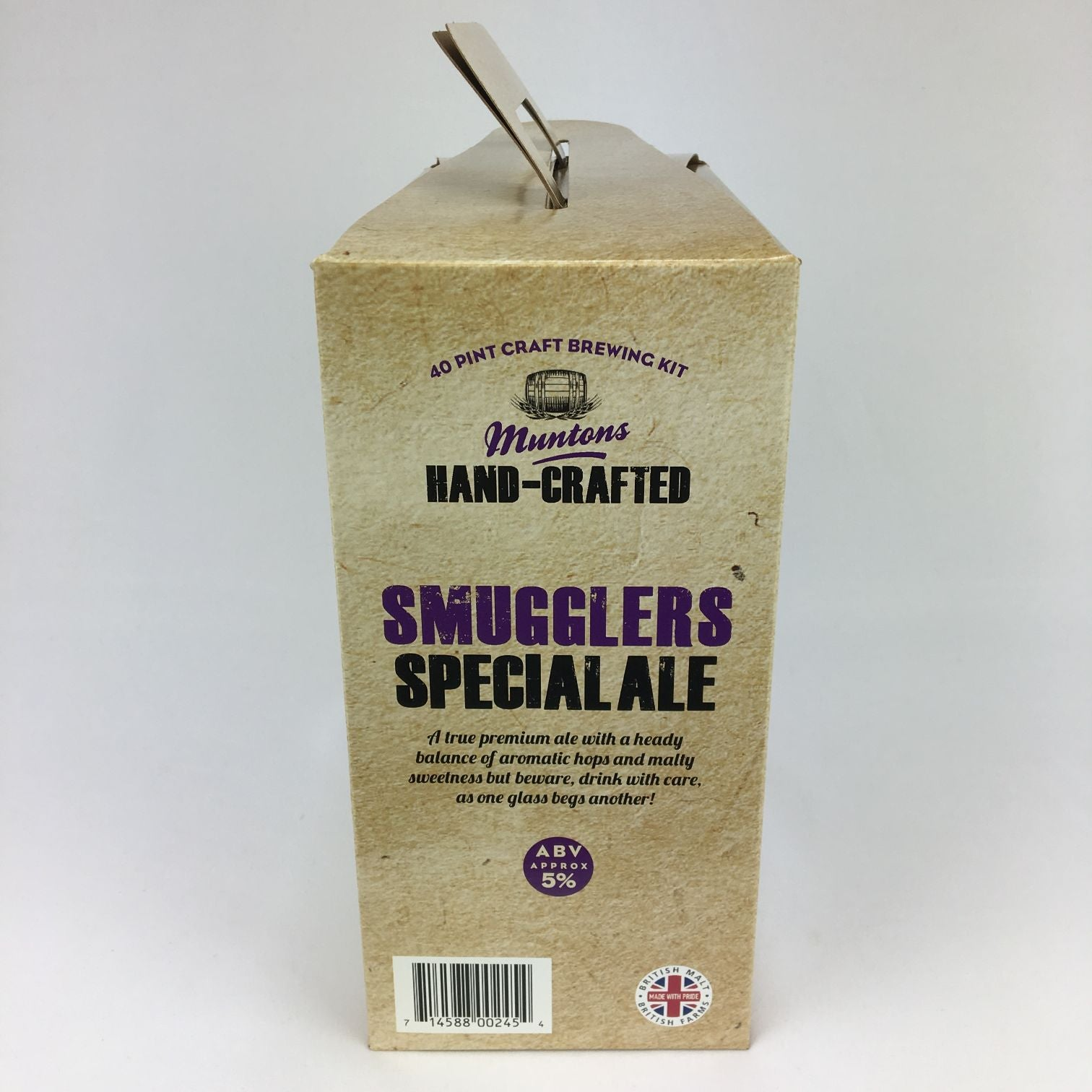 Muntons Smugglers Special Ale Refill Kit