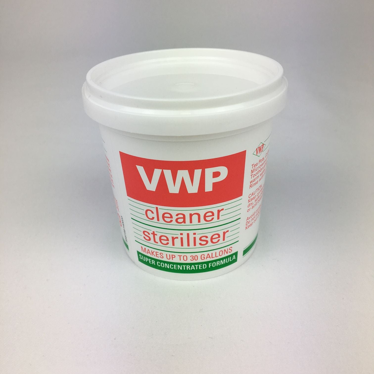 VWP Cleaner/Sterilizer 100g