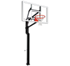 "Image of Goalsetter All American 60"" In Ground Basketball Hoop - Glass Backboard"