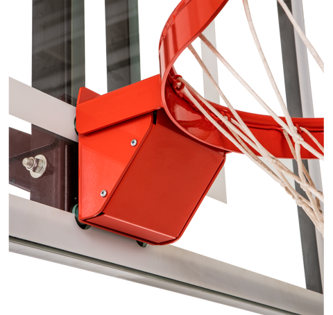 "Extreme Series 60"" Adjustable In Ground Basketball Hoop - Acrylic Backboard"