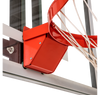 "Image of Extreme Series 60"" In Ground Basketball Hoop - Glass Backboard"