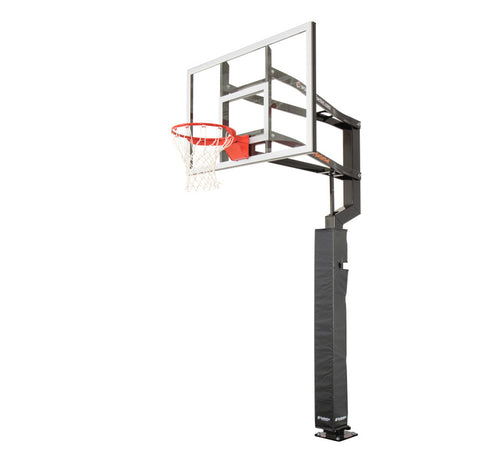 "Goalsetter All American 60"" In Ground Basketball Hoop - Acrylic Backboard"